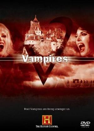 Rent The Unexplained: Vampires Online DVD Rental