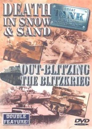 Rent Great Tank Battles of World War II: Death in Snow and Sand / Out-Blitzing the Blitzkrieg Online DVD Rental