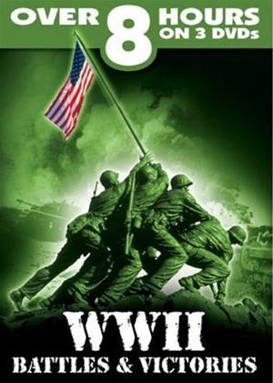 Rent World War 2: Battles and Victories Online DVD Rental