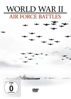 Rent World War II: Air Force Battles Online DVD Rental