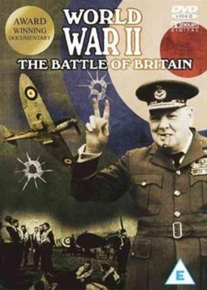 Rent World War II: The Battle of Britain Online DVD Rental