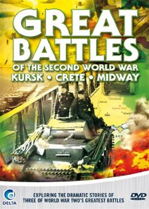 Rent Great Battles of the Second World War Online DVD Rental