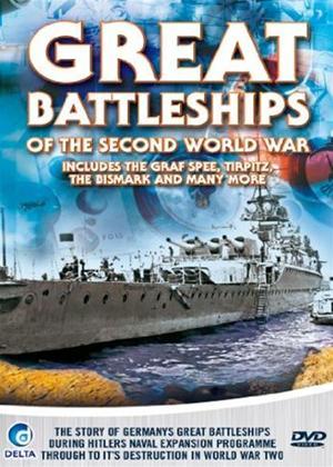 Rent Great Battleships of the Second World War Online DVD Rental