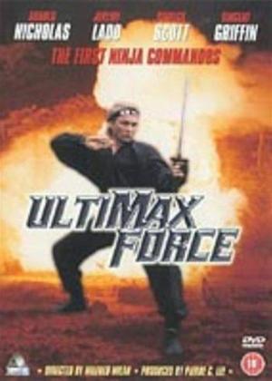 Rent Ultimax Force Online DVD Rental