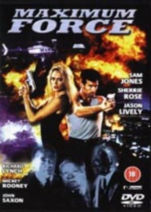 Rent Maximum Force Online DVD Rental