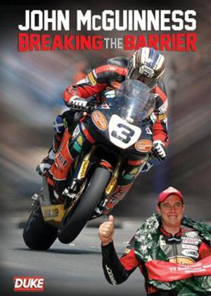 Rent John Mcguiness Breaking the Barrier Online DVD Rental