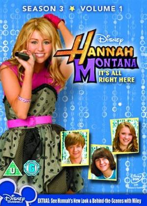 Rent Hannah Montana: Series 3: Vol.1 Online DVD Rental