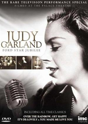 Rent Judy Garland: Ford Star Jubilee Online DVD Rental