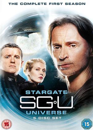 Rent Stargate Universe: Series 1 Online DVD Rental