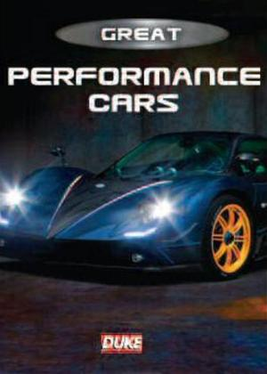Rent Great Performance Cars Online DVD Rental