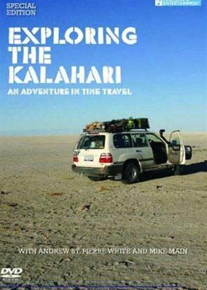 Rent Exploring the Kalahari: An Adventure in Time Travel Online DVD Rental