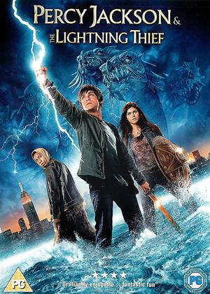 Percy Jackson and the Lightning Thief Online DVD Rental