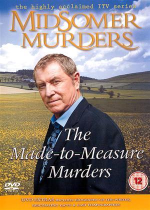 Rent Midsomer Murders: Series 13: The Made-To-Measure Murders Online DVD Rental