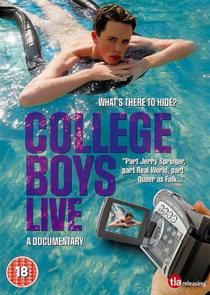 Rent College Boys Live Online DVD Rental