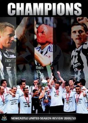 Rent Champions: Newcastle United Season Review 2009/10 Online DVD Rental
