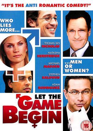 Rent Let the Game Begin Online DVD Rental