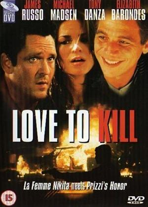 Rent Love to Kill Online DVD Rental