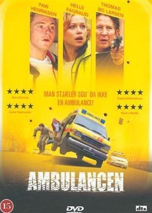 Rent Ambulance (aka Ambulancen) Online DVD Rental
