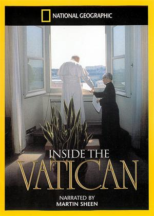 Rent National Geographic: Inside the Vatican Online DVD Rental