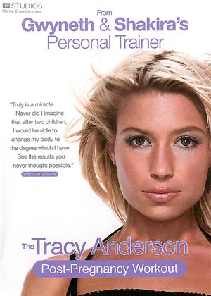 Rent The Tracy Anderson: Post-Pregnancy Workout Online DVD Rental