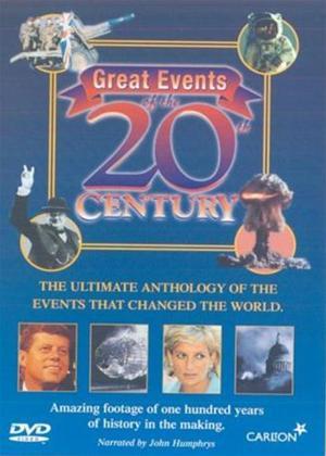 Rent Great Events of the Twentieth Century Online DVD Rental