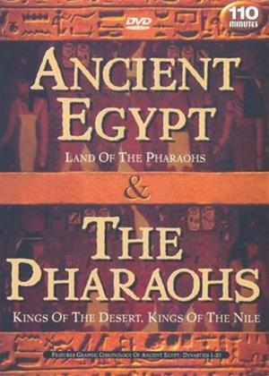 Rent Ancient Egypt: Land of Pharaohs / The Pharaohs: Kings of The Desert Online DVD Rental