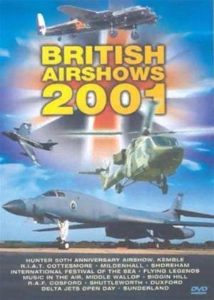 Rent British Airshows 2001 Online DVD Rental