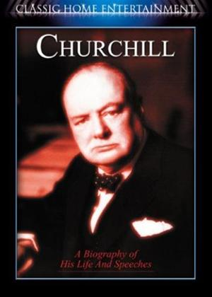 Rent Churchill: A Biography of His Life and Speeches Online DVD Rental
