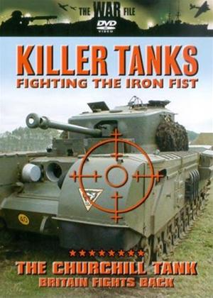 Rent Killer Tanks: The Churchill Tank Online DVD Rental