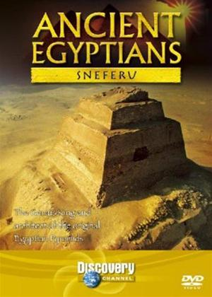 Rent Ancient Egyptians: King Sneferu: King of the Pyramids Online DVD Rental