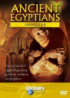 Rent Ancient Egyptians: The Lost Mummy of Imothep Online DVD Rental
