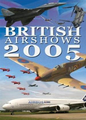 Rent British Airshows 2005 Online DVD Rental