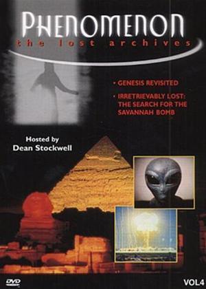 Rent Phenomenon: The Lost Archives: Vol.4 Online DVD Rental