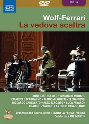 Rent Wolf-Ferrari: La Vedova Scaltra Online DVD Rental