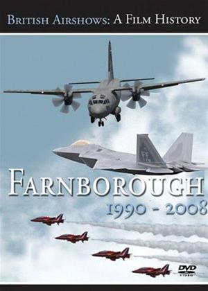 Rent British Airshows: Farnborough 1990 to 2008 Online DVD Rental