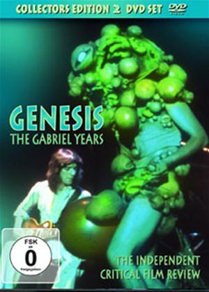 Rent Genesis: The Gabriel Years Online DVD Rental