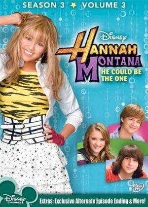 Rent Hannah Montana: Series 3: Vol.3 Online DVD Rental