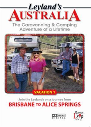 Rent Leyland's Australia Online DVD Rental