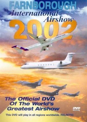 Rent Farnborough Air Show 2002 Online DVD Rental