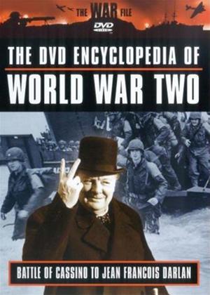 Rent Encyclopaedia of World War 2: Vol.3: Battle of Cassino to Jean Francois Darlan Online DVD Rental