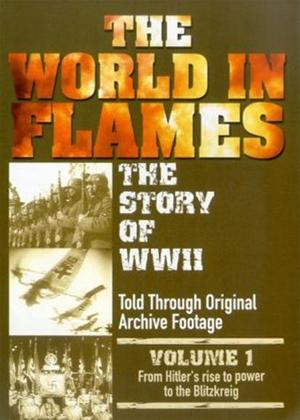 Rent The World in Flames: The Story of World War 2: Vol.1 Online DVD Rental