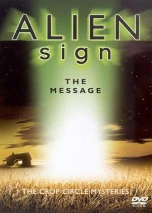 Rent Alien Sign: The Message Online DVD Rental