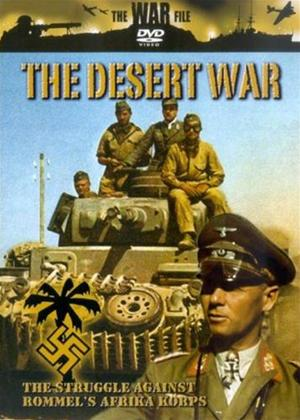 Rent The Desert War: The Struggle Against Rommel's Afrika Korps Online DVD Rental