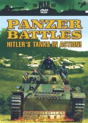 Rent Scorched Earth: Panzer Battles: Hitler's Tanks in Action Online DVD Rental