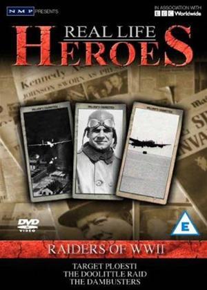 Rent Real Life Heroes: Raiders of World War II Online DVD Rental