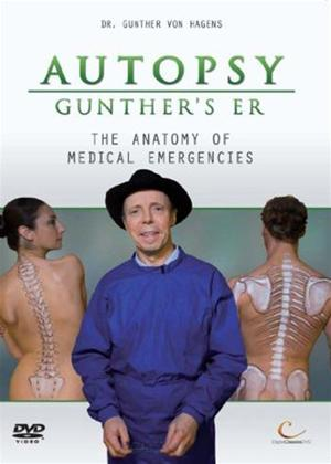 Rent Autopsy: Gunther's ER: The Anatomy of Medical Emergencies Online DVD Rental