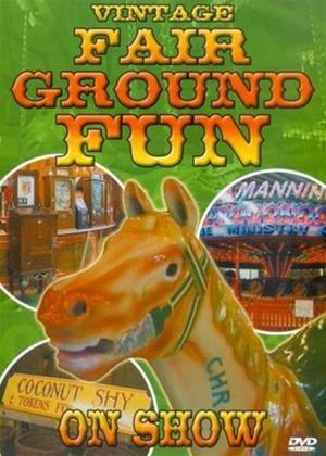 Rent Vintage Fairground Fun on Show Online DVD Rental