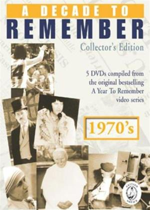 Rent A Decade to Remember: 1970's Online DVD Rental