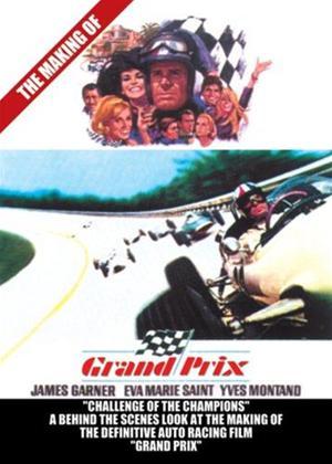 Rent The Making of Grand Prix Online DVD Rental