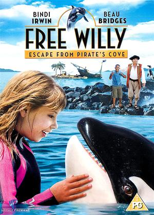 Rent Free Willy: Escape from Pirate's Cove Online DVD Rental